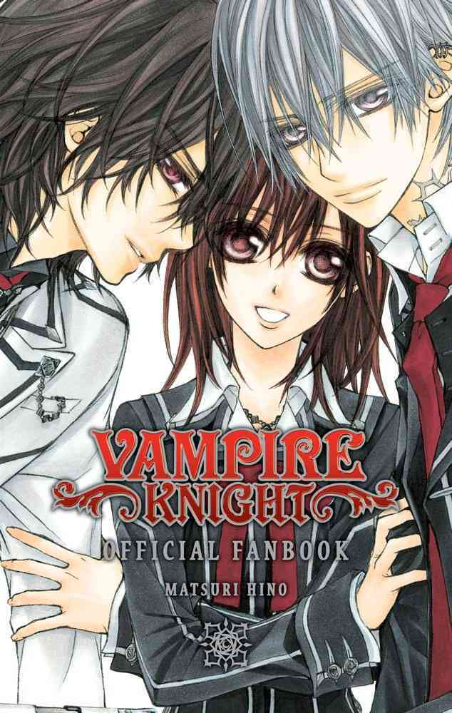 Vampire Knight Official Fanbook (Paperback) - Thumbnail 0