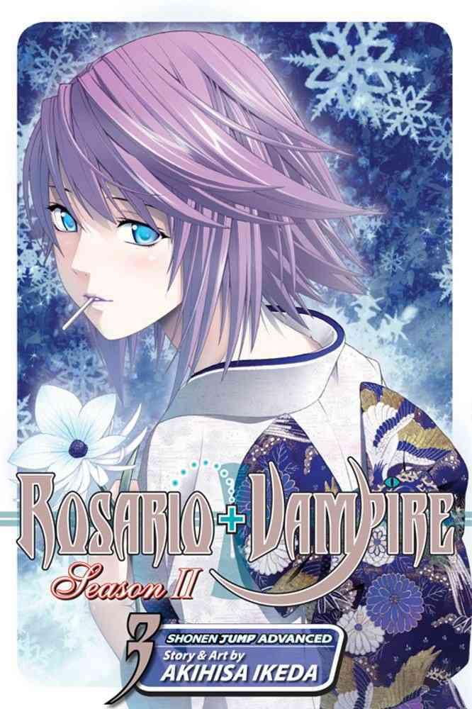 Rosario+vampire: Season II 3 (Paperback)