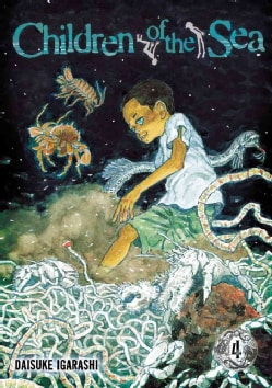 Children of the Sea 4 (Paperback)