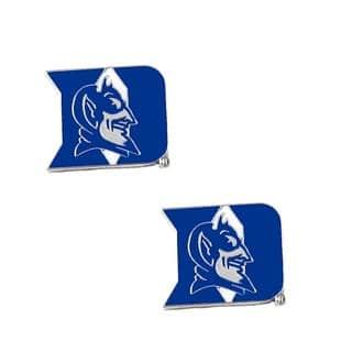 Duke Blue Devils Post Stud Logo Earrings|https://ak1.ostkcdn.com/images/products/4840548/P12729736.jpg?impolicy=medium