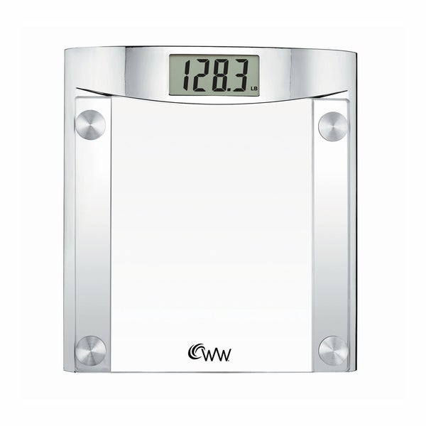 Weight Watchers by Conair Glass High Capacity Digital Scale