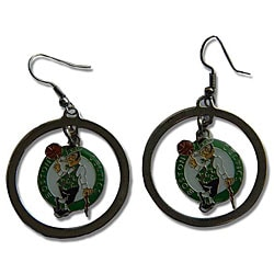 Boston Celtics Hoop Logo Earring Set - Thumbnail 0
