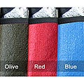 SPACE Brand Hooded All-weather Thermal Blanket/ Poncho (Case of 12)