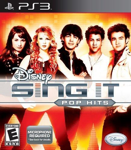PS3 - Disney Sing It: Pop Hits (Pre-Played)