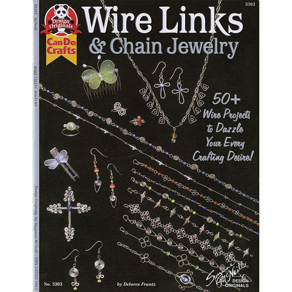 Design Originals 'Wire Links and Chain Jewelry' Book