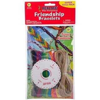 Pepperell Braiding Friendship Bracelets Super Value Pack with Handbook