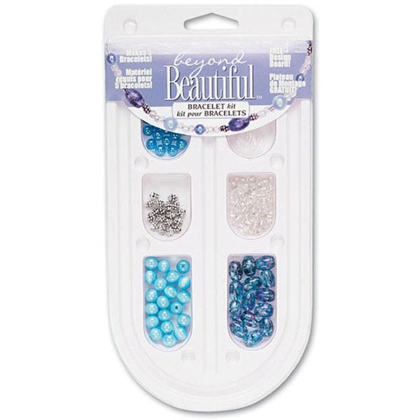 Beyond Beautiful 'Sky Blue' Bead Board and Bead Kit