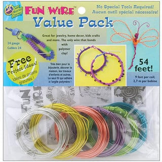Plastic-coated 24-gauge Translucent Copper Fun Wire 9' Coils (Pack of 6)|https://ak1.ostkcdn.com/images/products/4847347/P12735033.jpg?impolicy=medium