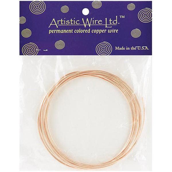 Permanent Colored 14-gauge Copper Wire (10')