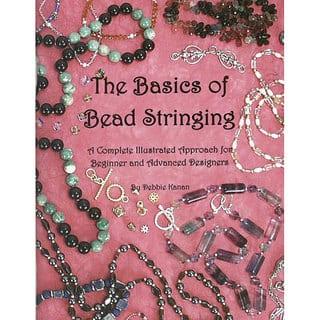 Beadalon Books 'Basics Of Bead Stringing' Book https://ak1.ostkcdn.com/images/products/4847373/P12735049.jpg?impolicy=medium