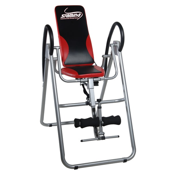 Stamina Seated Therapy Chair and Inversion Table - Free ...
