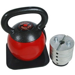Stamina X 36-pound Adjustable Kettle Versa-Bell
