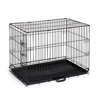 Prevue Pet Products Home On-The-Go Single Door Dog Crate|https://ak1.ostkcdn.com/images/products/4849637/P12736867.jpg?impolicy=medium