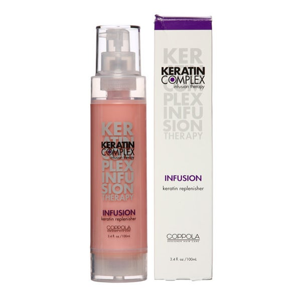 Keratin Complex Infusion Keratin Replenisher 3.4-ounce Hair Treatment
