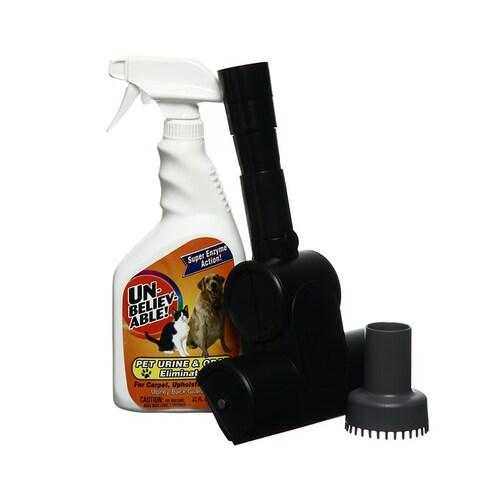 Pet Kit Mini Head, Grooming Tool and Cleaner
