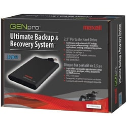 Maxell 665204 320 GB External Hard Drive