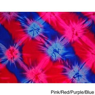 Handmade 1 World Sarongs Women's Tie-dye Sarong (Indonesia)