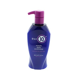It's a 10 Miracle Daily 10-ounce Conditioner