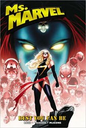 Ms. Marvel Vol. 9 : Best You Can Be (Paperback)