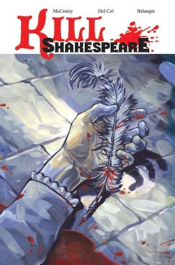 Kill Shakespeare 1: A Sea of Troubles (Paperback)