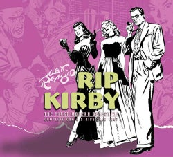 Rip Kirby 3: The First Modern Detective Complete Comic Stript 1951-1954 (Hardcover)