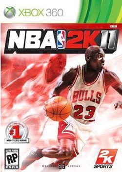 Xbox 360 - NBA 2K11