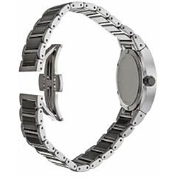 Wittnauer Women's Ceramic Stainless Steel Diamond Watch - Thumbnail 2