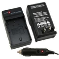 INSTEN Nikon D50/ EN-EL3 Compact Battery Charger - Thumbnail 1