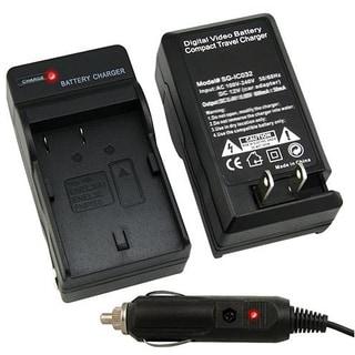 INSTEN Nikon D50/ EN-EL3 Compact Battery Charger