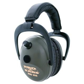 Pro Ears Pro 300 Green NRR 26 Earmuffs (WWP)
