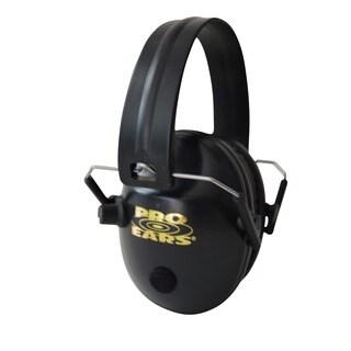 Pro 200 NRR 19 Black Earmuffs (WWP)