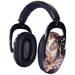 Pro 300 NRR 26 Real Tree Advantage Max 4 Camo Ear Muffs (WWP)
