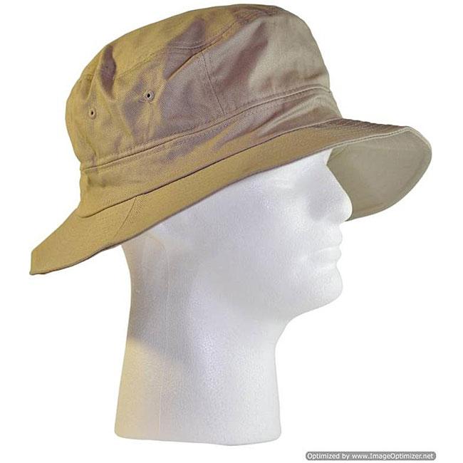 Khaki Bug Bucket Hat (Large/ extra large)
