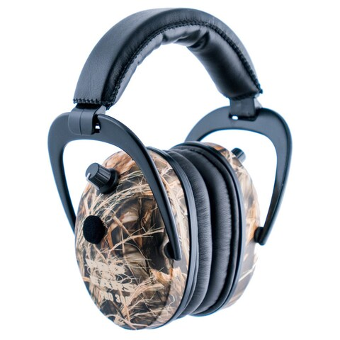 Predator Gold NRR 26 Real Tree Camo Hearing Protection Ear Muffs