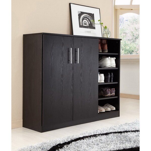 Amazing Furniture Of America Westgate Oversize Shoe/ Multi Purpose Cabinet   Free  Shipping Today   Overstock.com   12740655