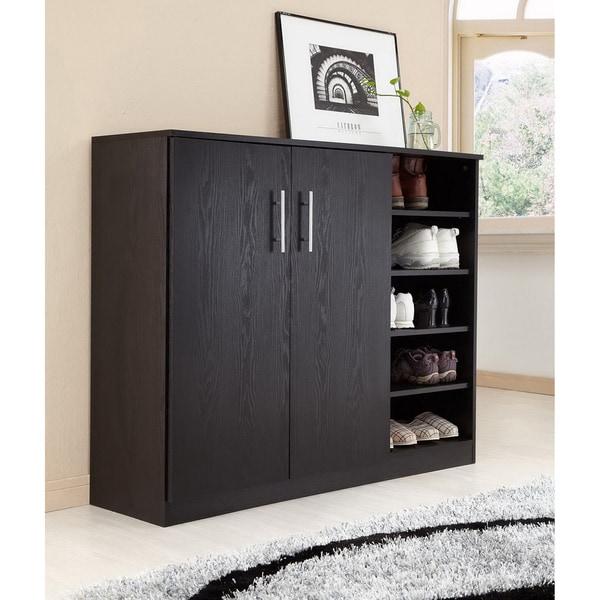 Furniture of America Westgate Oversize Shoe/ Multi-purpose Cabinet ...