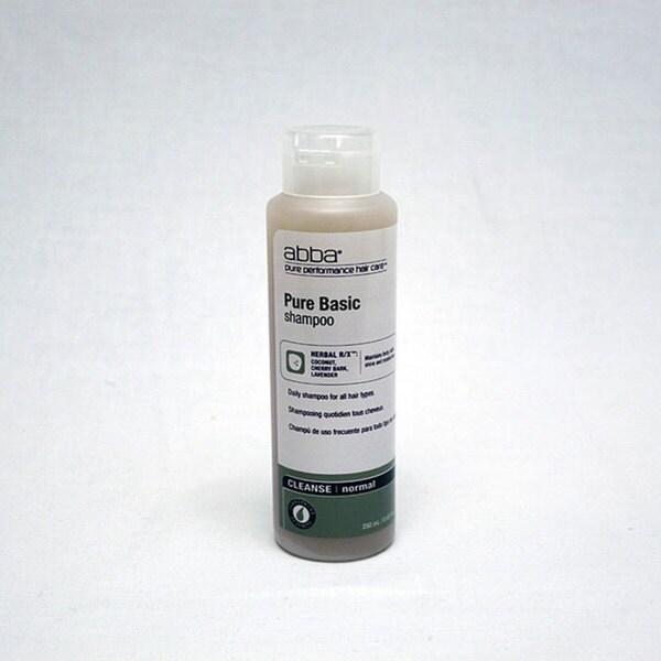 Abba Pure Basic 8.45-oz Shampoo