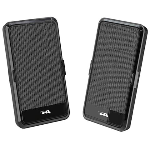 Cyber Acoustics CA-2988 2.0 Portable Speaker System