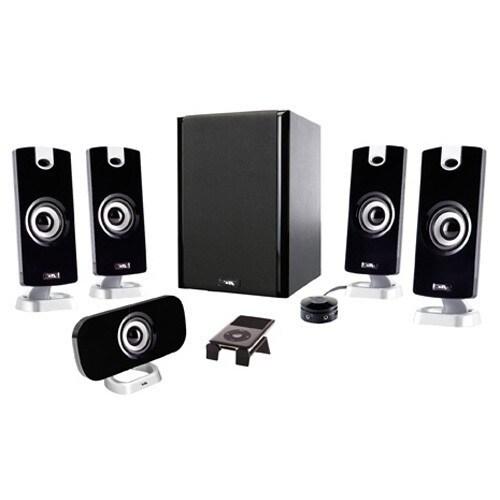 30 W RMS Cyber Acoustics Platinum CA-3602 2.1 Speaker System