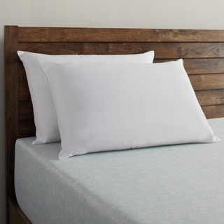Beautyrest Hypoallergenic Microfiber Bed Pillows (Set of 2)