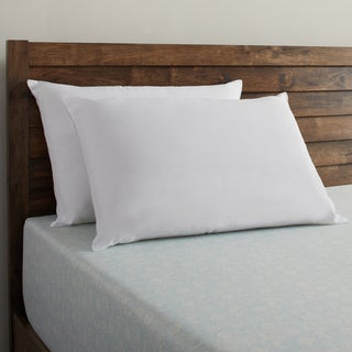 Beautyrest Hypoallergenic Microfiber Down Alternative Bed Pillows (Set of 2)