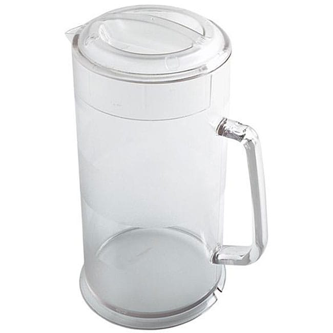 Cambro 64-oz Covered Camwear Pitcher, Clear