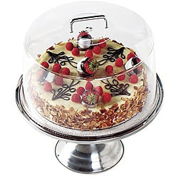 Cambro 12-in Clear Cake Cover
