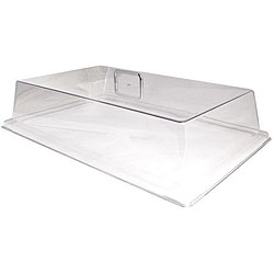 Cambro 18x26-in Clear Full Cover