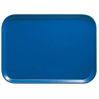 Cambro 14x18-in Blue Fast Food Trays (Pack of 12)