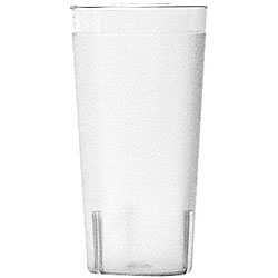 Cambro 22-oz Clear Tumblers (Pack of 12)