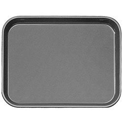 Cambro 12 x 16 Black Polytread Tray
