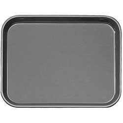 Cambro Black Polytread Tray (14 in. x 18 in.)