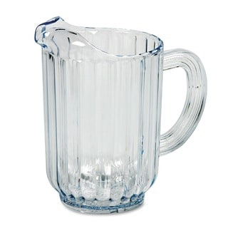 Rubbermaid Clear 60-ounce Bouncer Plastic Pitcher