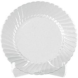 WNA Comet 10.5-in Clear Classicware Plates (Case of 144) https://ak1.ostkcdn.com/images/products/4858454/WNA-Comet-10.5-in-Clear-Classicware-Plates-Case-of-144-P12743785.jpg?impolicy=medium